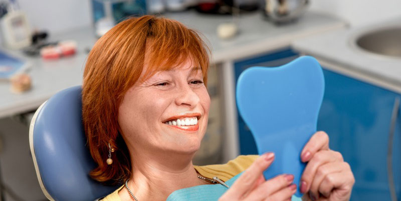 fogászati implantátum